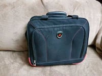 Roll suitcase laptop bag FIRM London