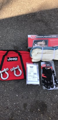 Jeep tow kit