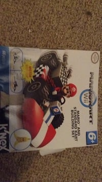 Mario cart knex Northfield, 03276