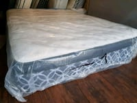 Luxury new mattress queen pillowtop  Edmonton, T5P 3Z7