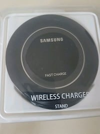 pad di ricarica wireless Samsung nero 6814 km