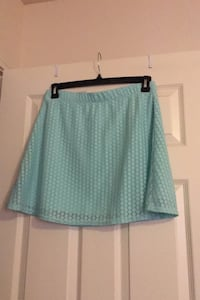 Teal Skirt San Antonio, 78251