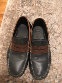 Men's Johnston and Murphy loafers size 10