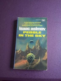 "Isaac Asimov's ""Pebble In The Sky."""