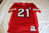 Mitchell & Ness San Francisco 49ers Deion Sanders NFL 75th Anniversary Jersey Antioch, 94509
