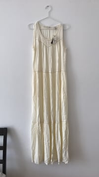 New with tags Scotch and Soda white maxi dress Munich, 80798