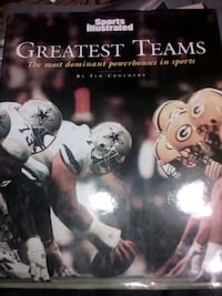 Sports illustrated greatest teams michal jordan babe ruth  hardcover