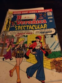 JUST REDUCED Comics Betty and Veronica Spectacular  Rockville, 20852