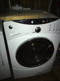 White and black washer and dryer  San Antonio, 78227