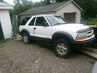 1999 Chevy S10 Blazer four by four with title Bloomington
