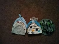 baby's assorted-color-and-pattern cap lot Palm Springs, 92262