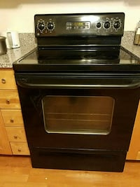 black and gray induction range oven Laurel, 20708