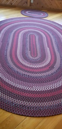 Braided rugs-Plow and Hearth,  excellent condition Eden Prairie, 55347