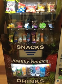 Vending Machines for Sale! Richmond