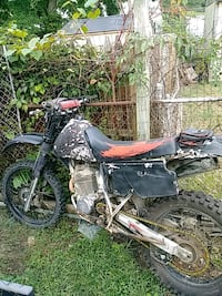 black and red motocross dirt bike Forestville, 20747