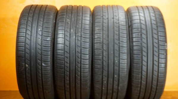 Used Tires Tampa >> 2 Or 4 Used Tires 215 55 17 Michelin Premier A S