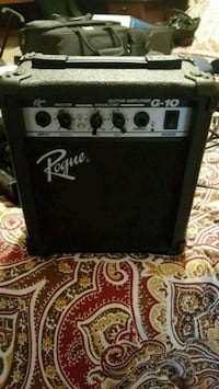 Rogue Guitar Amplifier Los Angeles, 91411