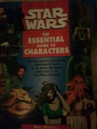 Star Wars  the essential guide to  characters  by  Mansfield, 44907
