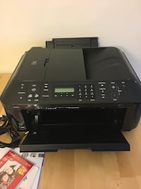 Cannon All-in-one Printer PIXMA MX410 Washington, 20008