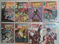 (Lot 15) 24 Comic books Flowery Branch, 30542