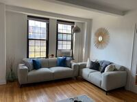 Loveseat and Couch ARTICLE New York, 10011