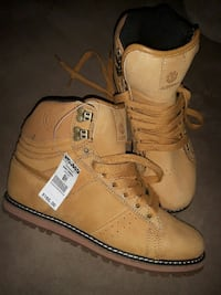 brown west49 boots Laval, H7X
