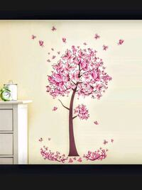 "Wall sticker (New in package)  39"" H x L 28"" Shelton, 06484"