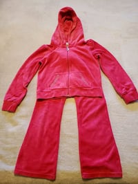 Girl's Juicy Couture Outfit  Plantation