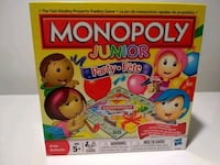 Monopoly Junior Party-Themed Game Toronto, M5P 3N3