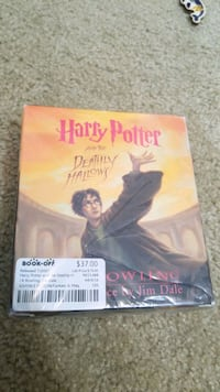 Harry Potter Book on CD