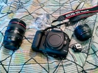 Package deal New Black Canon EOS 5D Mark lll.. Conway, 29526