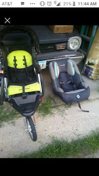 safety 1st car seat great condition only 3 years old  Colfax, 50054