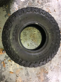 Toyo open country m/t tires. 40x13.5x17 Tampa, 33619