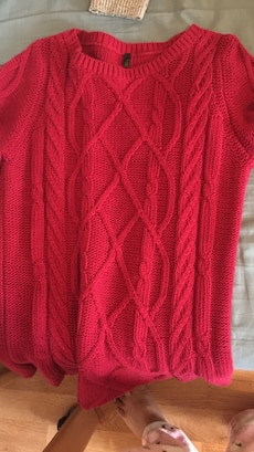 Pink UCB sweater. Hardly used.