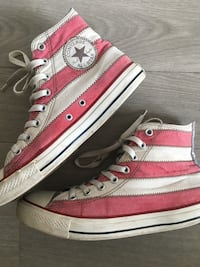 Paire de baskets montantes Converse All Star roses Viroflay, 78220