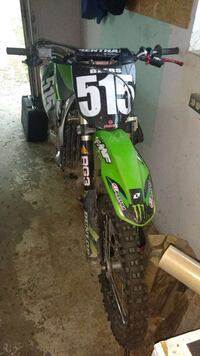 2011 kx250f excellent condition (PRICE REDUCED)