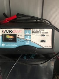 6 Batteries and charger... obo Harwood