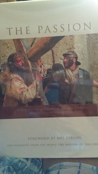 The Passion of Christ collector book Clinton Township