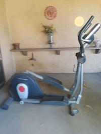 Exercise machine