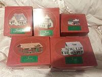 Hallmark The Sarah Plain and Tall Collection, Five scenes, dated 1994 Chandler, 85248