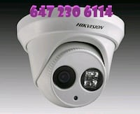 Security Camera and alarm systems free camera