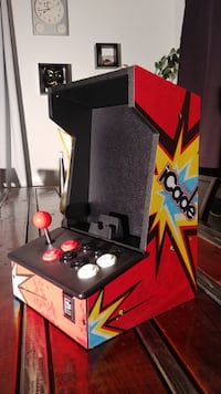 Mini TableTop Arcade iCade Brossard