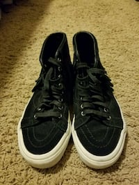 Black High Top Vans Oceanside, 92058
