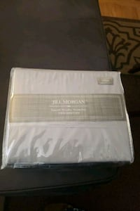 Brand new gray twin sheet set Castro Valley, 94546