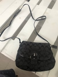 Coach crossbody/shoulder purse
