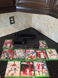 XBOX One Kinect Bundle For Only $280!!! Comes with 10 Games, Controller  Brampton, L6X 4E7