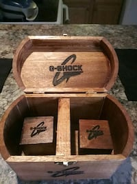 Custom made jewelry and watch boxes Albuquerque, 87106