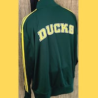 Oregon Ducks Letterman jacket Vancouver, 98682