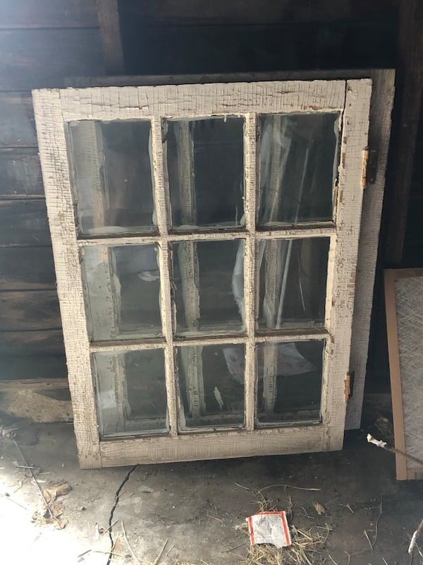Sold Old Window Frames In Grove City Letgo