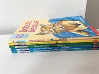 Wild Paws books by Susan Hughes